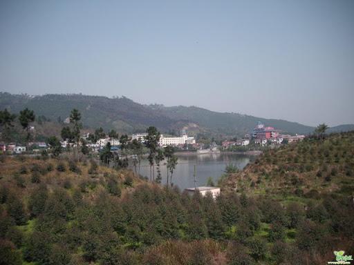黄瓜山 桃花源 卫星湖(多图杀猫)