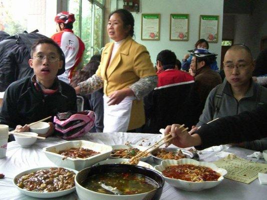 中联车队三周年庆典