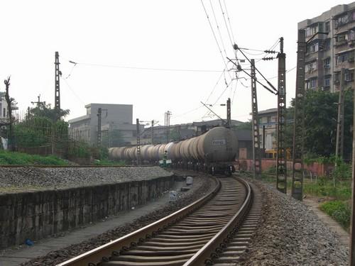 川美铁路沙滩